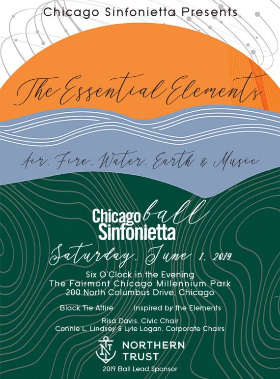 Chicago Sinfonietta - 31st Annual Ball