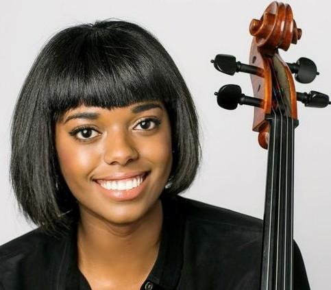 Titilayo Ayangade, cello
